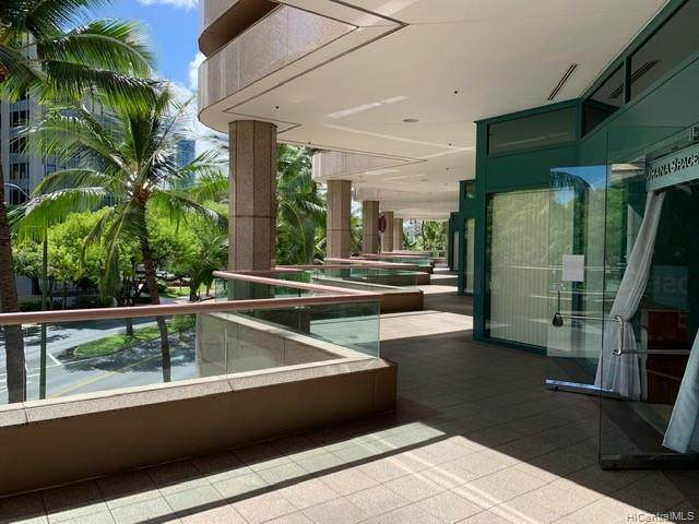 1888 Kalakaua Avenue C307, Honolulu, HI 96815 (MLS #202015644) :: Elite Pacific Properties