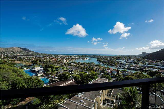 6770 Hawaii Kai Drive #1006, Honolulu, HI 96825 (MLS #202015660) :: The Ihara Team