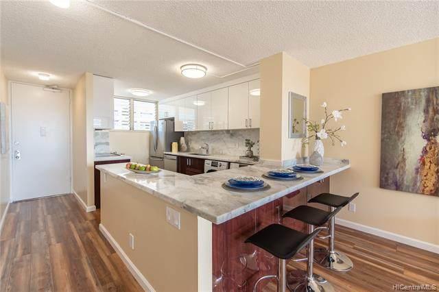 750 Kaheka Street #1403, Honolulu, HI 96814 (MLS #202015681) :: Elite Pacific Properties