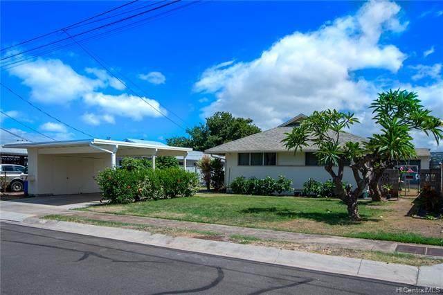 4536 Ukali Street A & B, Honolulu, HI 96818 (MLS #202015724) :: LUVA Real Estate