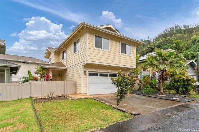 95-1105 Wikao Street #75, Mililani, HI 96789 (MLS #202015727) :: Keller Williams Honolulu