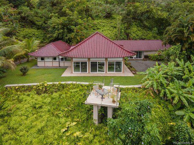 47-736 Ahuimanu Loop #1, Kaneohe, HI 96744 (MLS #202015756) :: Elite Pacific Properties