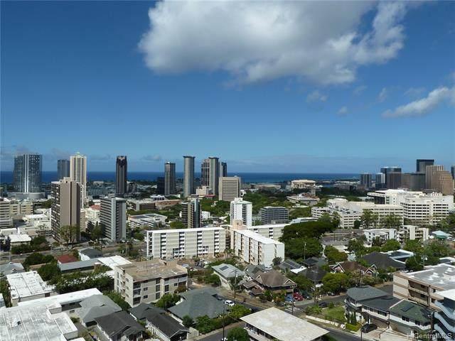1520 Ward Avenue #1303, Honolulu, HI 96822 (MLS #202015758) :: Barnes Hawaii
