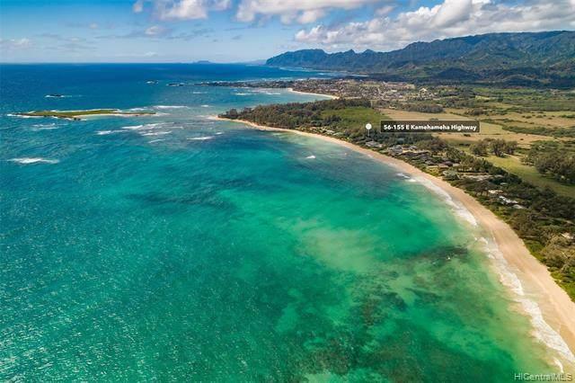 56-155E Kamehameha Highway, Kahuku, HI 96731 (MLS #202015764) :: Corcoran Pacific Properties