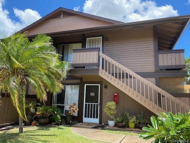 91-1150 Puamaeole Street 11T, Ewa Beach, HI 96706 (MLS #202015802) :: The Ihara Team