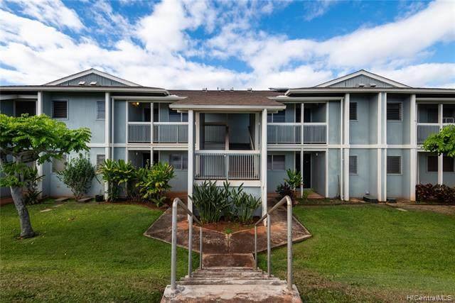 94-615 Kahakea Street 5B, Waipahu, HI 96797 (MLS #202015806) :: Elite Pacific Properties