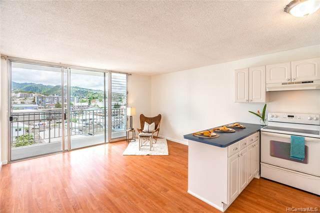 737 Olokele Avenue #602, Honolulu, HI 96816 (MLS #202015817) :: Elite Pacific Properties