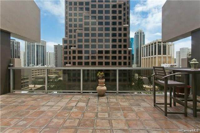 1088 Bishop Street #1114, Honolulu, HI 96813 (MLS #202015819) :: Elite Pacific Properties