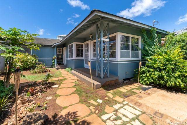 1711 Nanea Street, Honolulu, HI 96826 (MLS #202015852) :: Barnes Hawaii