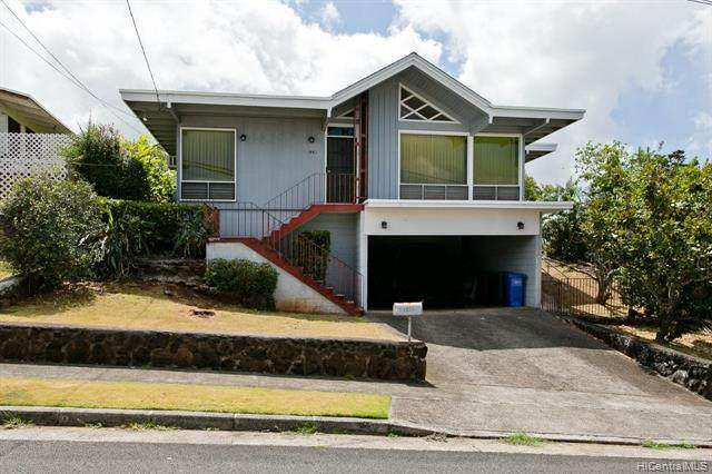 1339 Ainapua Street, Honolulu, HI 96819 (MLS #202016869) :: Barnes Hawaii