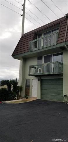 98-272 Ualo Street K1, Aiea, HI 96701 (MLS #202016922) :: Barnes Hawaii