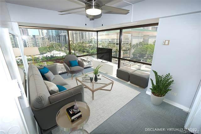 1750 Kalakaua Avenue #905, Honolulu, HI 96826 (MLS #202016933) :: Elite Pacific Properties