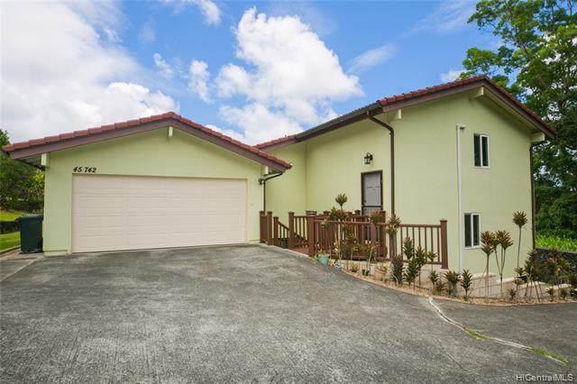 45-742 Pookela Street, Kaneohe, HI 96744 (MLS #202016950) :: Barnes Hawaii