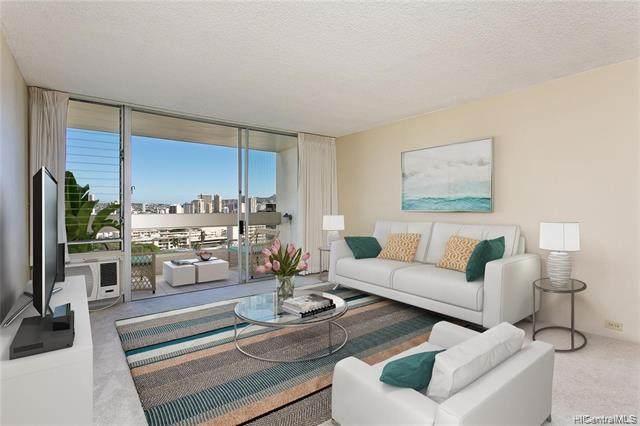 1212 Punahou Street #1202, Honolulu, HI 96826 (MLS #202016961) :: Barnes Hawaii
