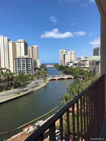 620 Mccully Street #1007, Honolulu, HI 96826 (MLS #202016969) :: Elite Pacific Properties