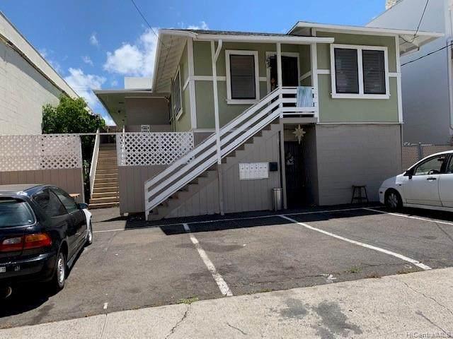 1732 Democrat Street, Honolulu, HI 96819 (MLS #202016983) :: The Ihara Team