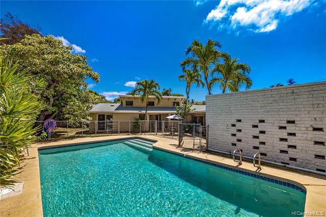 715 Old Mokapu Road, Kailua, HI 96734 (MLS #202017001) :: Elite Pacific Properties