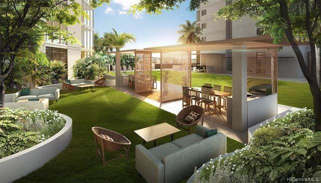 1388 Kapiolani Boulevard 1201 & 1202, Honolulu, HI 96814 (MLS #202017016) :: Elite Pacific Properties