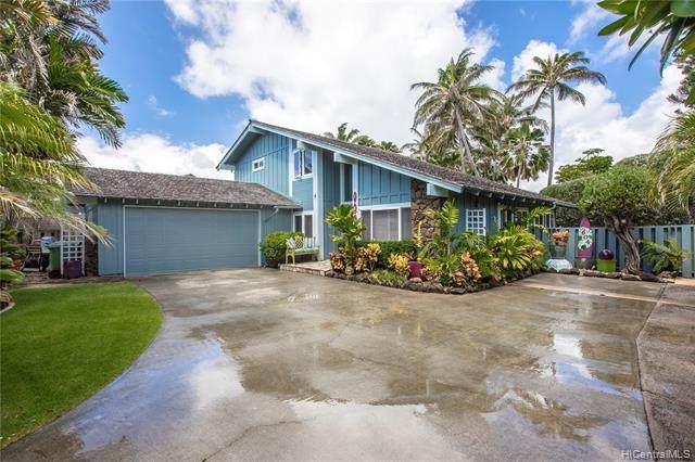 604 Milokai Street, Kailua, HI 96734 (MLS #202017056) :: Barnes Hawaii