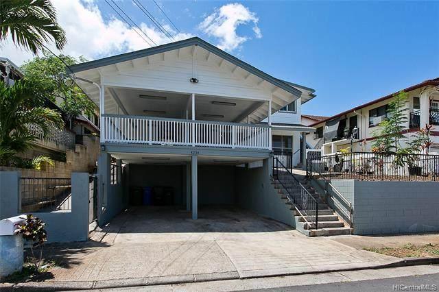 4234 Keaka Drive, Honolulu, HI 96818 (MLS #202017059) :: The Ihara Team