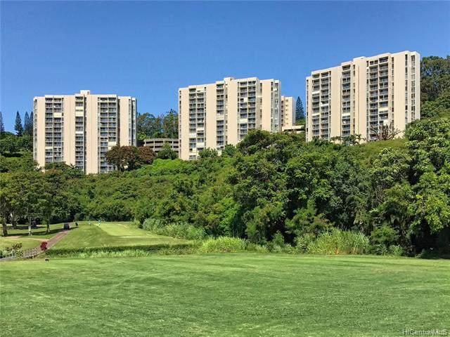 98-707 Iho Place 2/1005, Aiea, HI 96701 (MLS #202017066) :: Keller Williams Honolulu