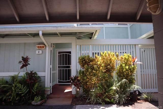 95-1042 Ainamakua Drive #52, Mililani, HI 96789 (MLS #202017116) :: Keller Williams Honolulu