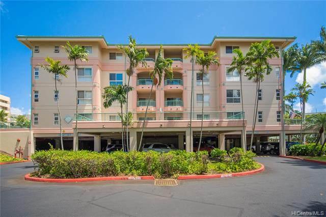 1070 Ala Napunani Street #202, Honolulu, HI 96818 (MLS #202017125) :: Elite Pacific Properties
