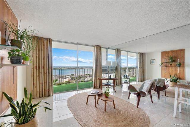 98-099 Uao Place #2106, Aiea, HI 96701 (MLS #202017142) :: Barnes Hawaii