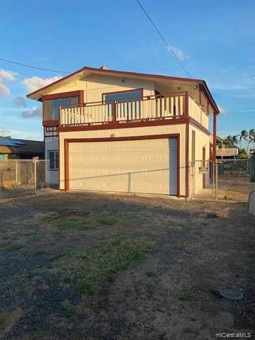 87-121 Hila Street, Waianae, HI 96792 (MLS #202017154) :: Barnes Hawaii