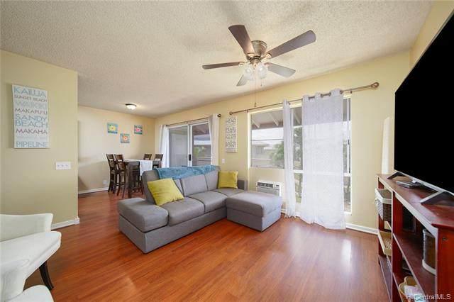 91-1000 Mikohu Street 15S, Ewa Beach, HI 96706 (MLS #202017160) :: Barnes Hawaii