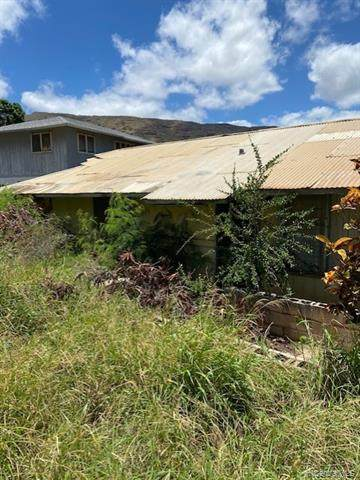 89-359 Mokiawe Street, Waianae, HI 96792 (MLS #202017173) :: The Ihara Team