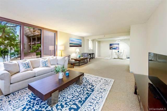 415 South Street #104, Honolulu, HI 96813 (MLS #202017178) :: Barnes Hawaii