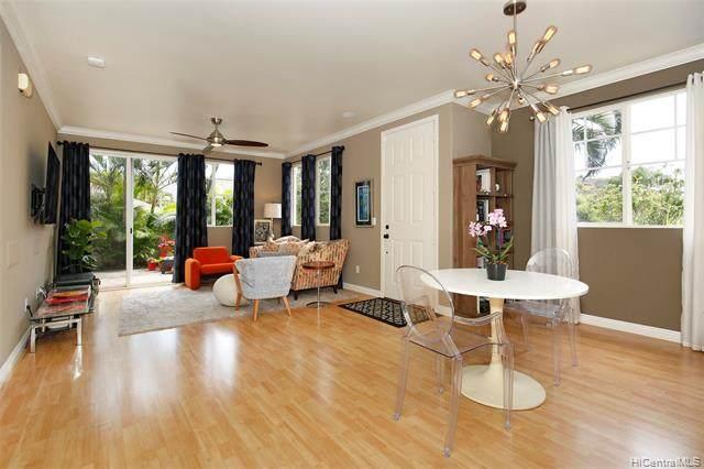 1177 Mokuhano Street H105, Honolulu, HI 96825 (MLS #202017183) :: Corcoran Pacific Properties