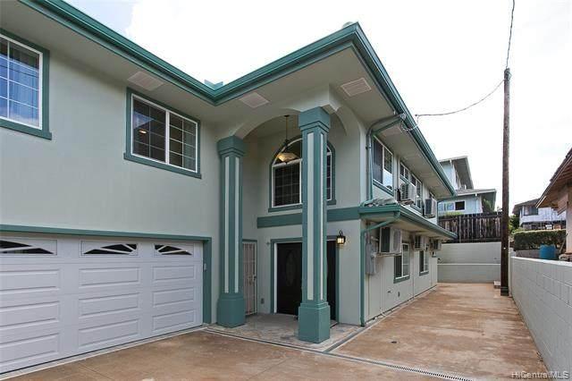 744A 22nd Avenue, Honolulu, HI 96816 (MLS #202017194) :: Elite Pacific Properties