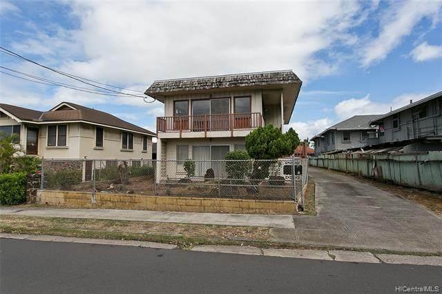 938 Winant Street, Honolulu, HI 96817 (MLS #202017226) :: LUVA Real Estate