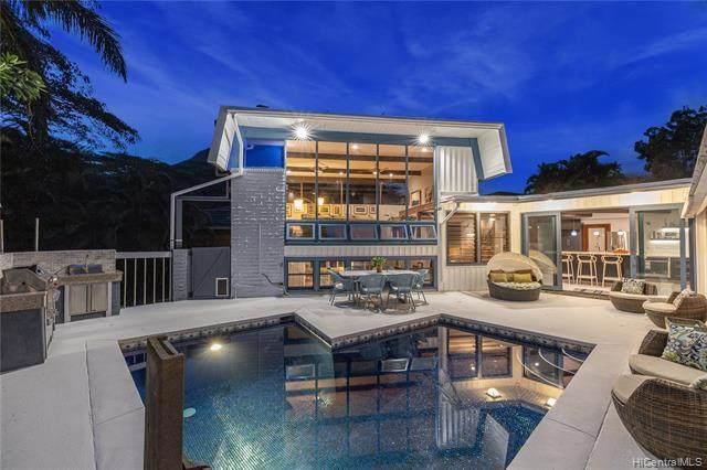 1243 Lola Place, Kailua, HI 96734 (MLS #202017230) :: Corcoran Pacific Properties