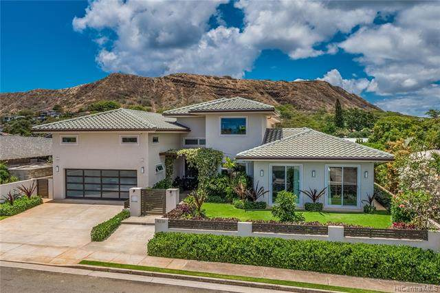 4236 Kaimanahila Street, Honolulu, HI 96816 (MLS #202017364) :: Elite Pacific Properties
