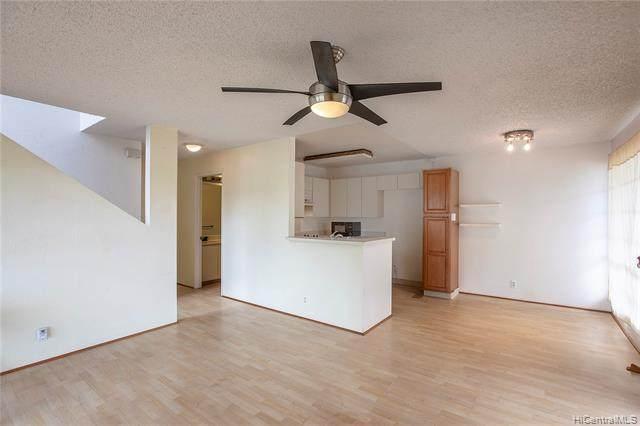94-1475 Waipio Uka Street H105, Waipahu, HI 96797 (MLS #202017437) :: Island Life Homes