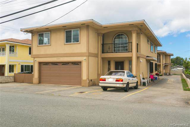 2331 Rose Street, Honolulu, HI 96819 (MLS #202017469) :: Corcoran Pacific Properties