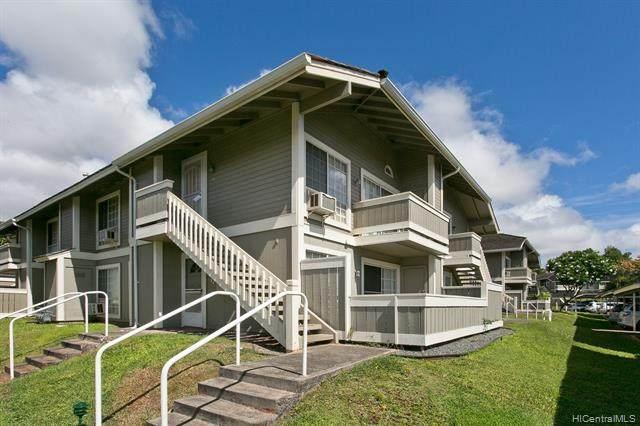 94-1363 Kulewa Loop 15T, Waipahu, HI 96797 (MLS #202017490) :: Barnes Hawaii
