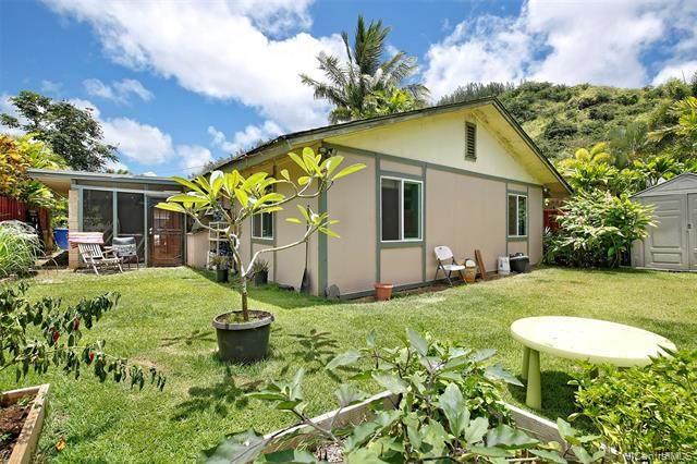 58-129 Mamao Street, Haleiwa, HI 96712 (MLS #202017495) :: Elite Pacific Properties