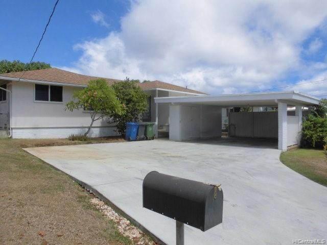 Address Not Published, Honolulu, HI 96819 (MLS #202017522) :: The Ihara Team