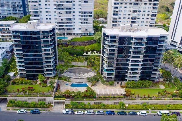 1015 Wilder Avenue #703, Honolulu, HI 96822 (MLS #202017603) :: Keller Williams Honolulu