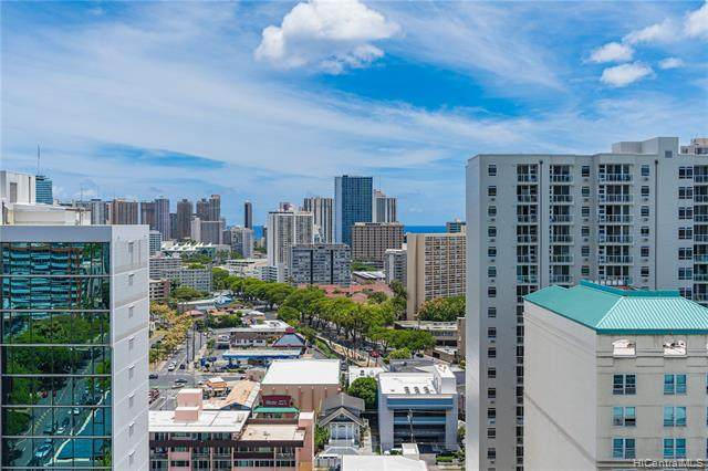1212 Punahou Street #1907, Honolulu, HI 96826 (MLS #202017607) :: LUVA Real Estate