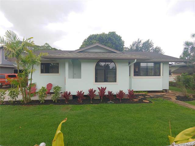 302 N Circle Mauka Street, Wahiawa, HI 96786 (MLS #202017620) :: Elite Pacific Properties