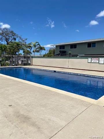 98-842 Kaonohi Street C, Aiea, HI 96701 (MLS #202017623) :: Barnes Hawaii