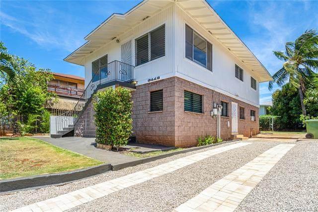 3413 George Street, Honolulu, HI 96815 (MLS #202017658) :: Corcoran Pacific Properties