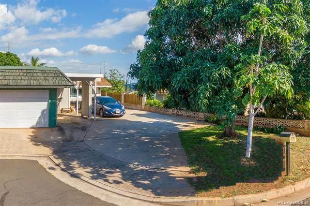 92-225 Awaawahea Way, Kapolei, HI 96707 (MLS #202017661) :: Barnes Hawaii