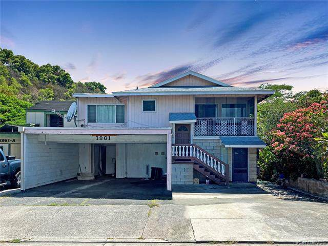 1861 Lanikeha Place, Pearl City, HI 96782 (MLS #202017664) :: Island Life Homes