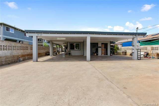 87-169 Linakola Street, Waianae, HI 96792 (MLS #202017675) :: Elite Pacific Properties